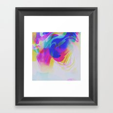 Glitch 28 Framed Art Print