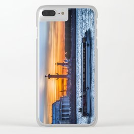 Saint Petersburg Clear iPhone Case