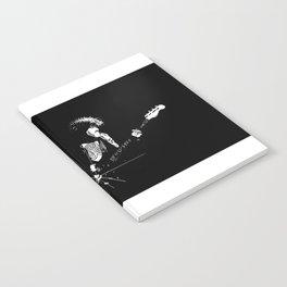 Black Rose Notebook