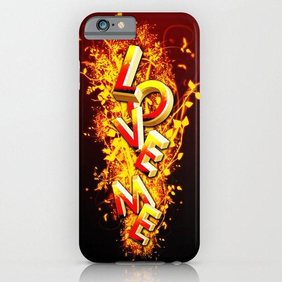 Love me! iPhone & iPod Case