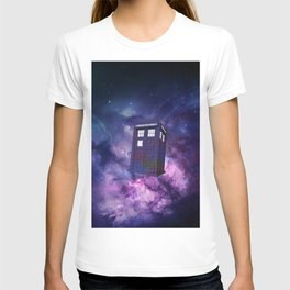 tardis nebula T-shirt