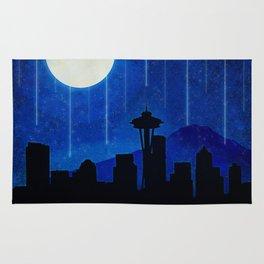 Sleepless Seattle Rug