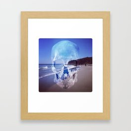 Its not a problem its a promise Framed Art Print