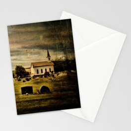 Grahamsville Reformed Church and Cemetery Stationery Cards