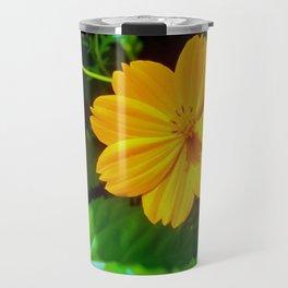 Large-flower Tickseed Travel Mug