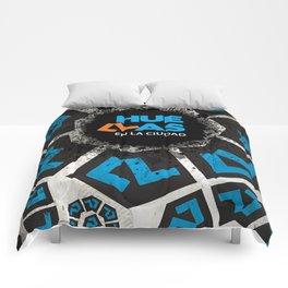 Huellas en la Ciudad Comforters