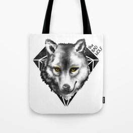 The Bad Wolf Tote Bag