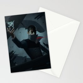 The Outsider's Mark Stationery Cards