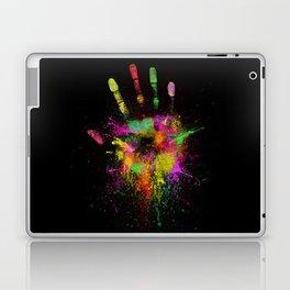 Artist Hand Laptop & iPad Skin