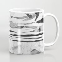sand Mugs featuring Sand  by Jihan Mv