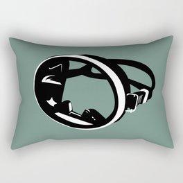 gafas de buceo Rectangular Pillow