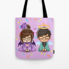 002 : Japanese Happy New Year Tote Bag
