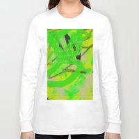 artsy Long Sleeve T-shirts featuring Artsy by DesignByAmiee