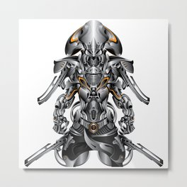 Predators CFX27 Metal Print