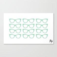 Glasses #5 Canvas Print