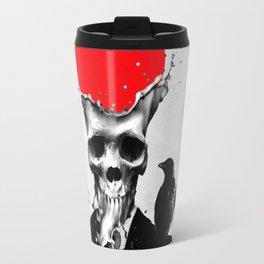 SPLASH SKULL Travel Mug