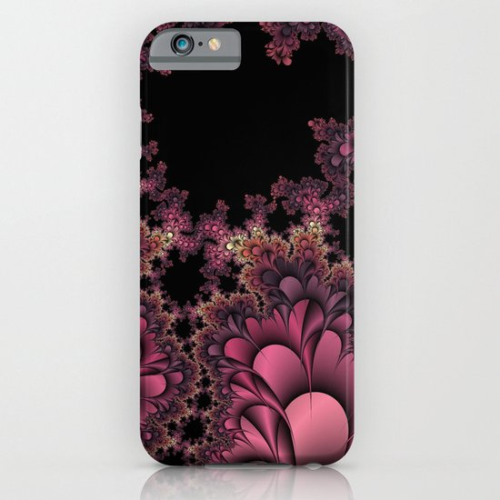 Thorns and petals iPhone & iPod Case