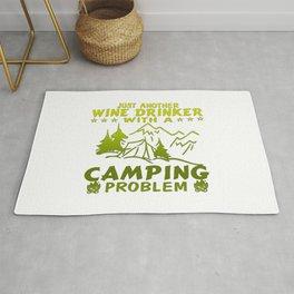 Wine & Camping Rug