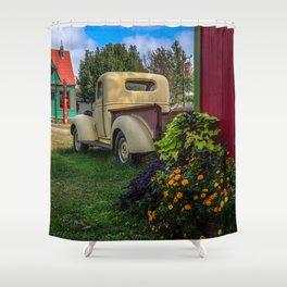 DN64 Shower Curtain
