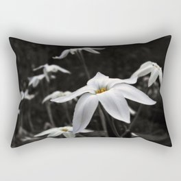 Star Flower 2 Rectangular Pillow