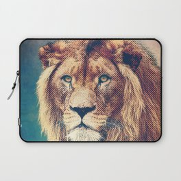 Young Lion Laptop Sleeve