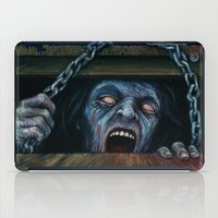 evil dead iPad Cases featuring THE EVIL DEAD by chris zombieking