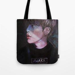 awake.jpg Tote Bag