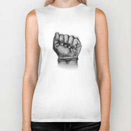 Make A Fist! Biker Tank
