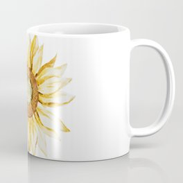 Sunflower 01 Coffee Mug