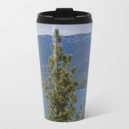 Trees + Tahoe II Travel Mug