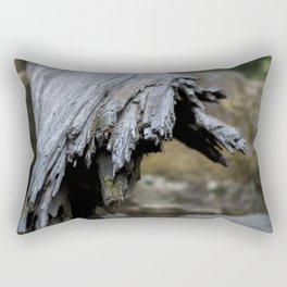 lumber yard Rectangular Pillow