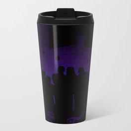 The Addams Family Metal Travel Mug