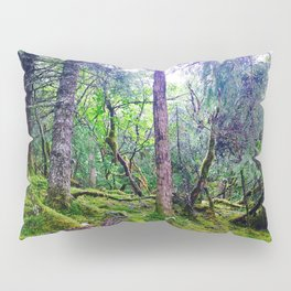 Lost In Green Pillow Sham
