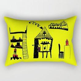 ARCHiTECTURAL DESiGN | Painting Rectangular Pillow