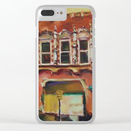 Old San Antonio Clear iPhone Case
