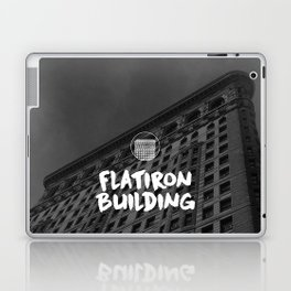 Flatiron Building Laptop & iPad Skin