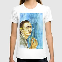 Dali Dandelion T-shirt