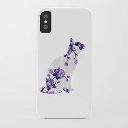 Cat 22a iPhone Case