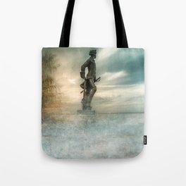 Dreams about sea Tote Bag