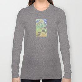 Solarized Burst Long Sleeve T-shirt