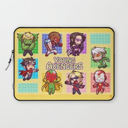 Young Avengers Laptop Sleeve