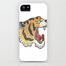 Gold Tooth iPhone Case