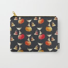Greedy Cats Love Cake Carry-All Pouch
