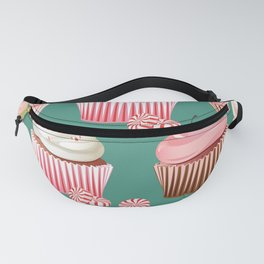 Cupcakes fantasy Fanny Pack