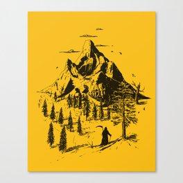 Home! Sweet Home! Canvas Print