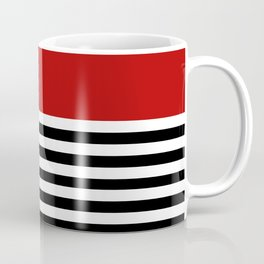 Colorful geometry 5 Coffee Mug