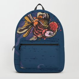 Goldfish Prosperity Backpack