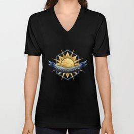 Sun Summoner Unisex V-Neck