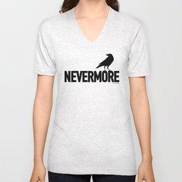Nevermore Unisex V-Neck