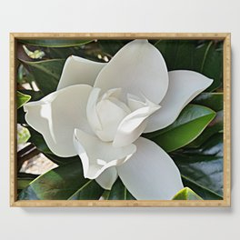 Magnolia 3 Serving Tray